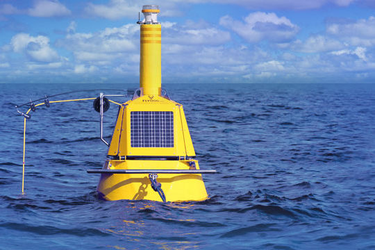 Flydog Marine sea monitoring buoy